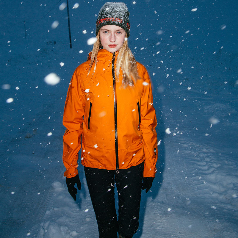 Snaefell Womens Jacket