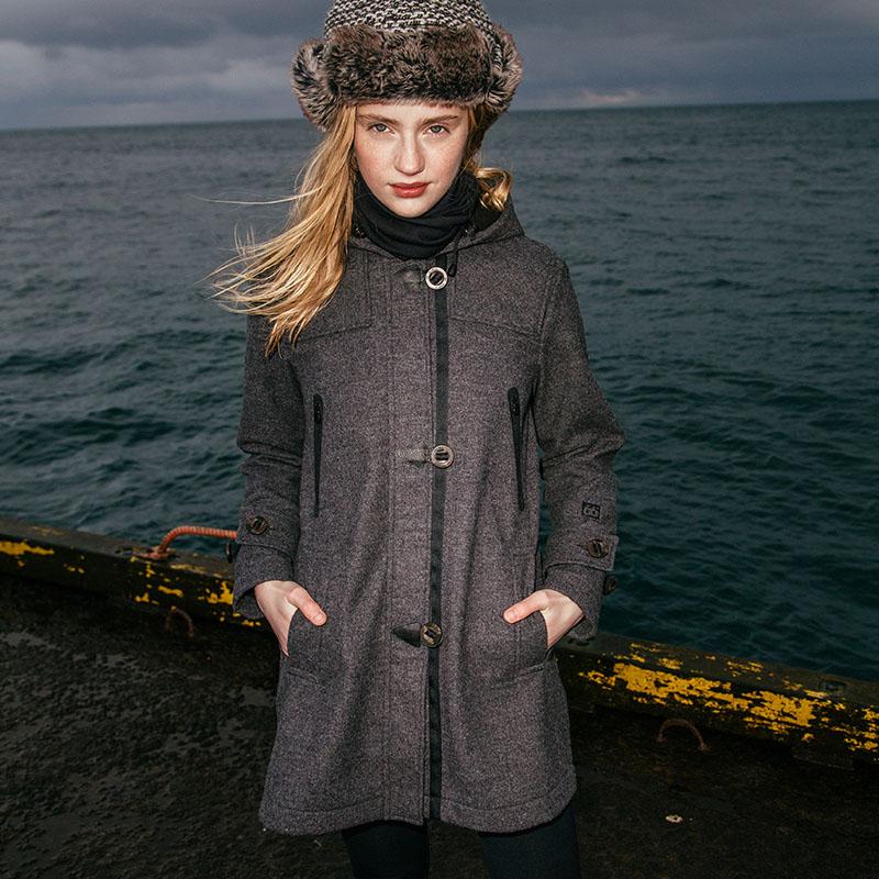 Reykjavik Womens Duffle Coat